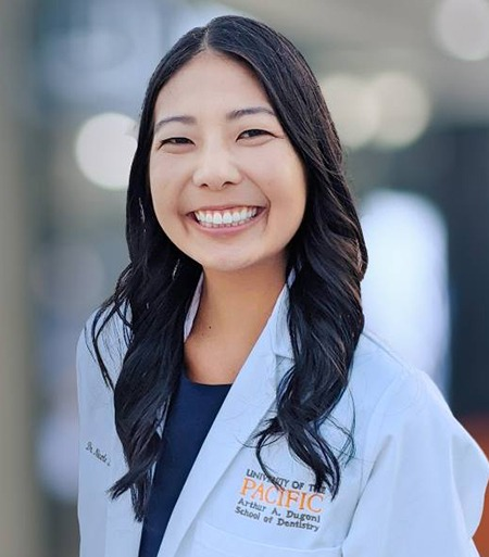 Fresno California dentist Doctor Nicole E Shinkawa